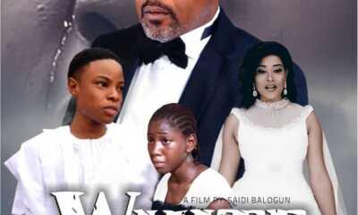 Saidi Balogun's latest movie White/Funfun hits the market, making waves on YouTube